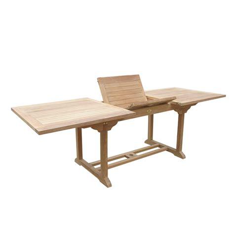 tavolo da cucina allungabile rettangolare tavolo rettangolare allungabile titan