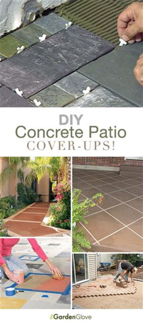 Cover Concrete Patio by How To Install Pavers Existing Concrete Patio And