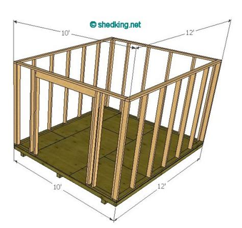 Average Cost To Build A 10x12 Shed by Shed Roof Gambrel How To Build A Shed Shed Roof