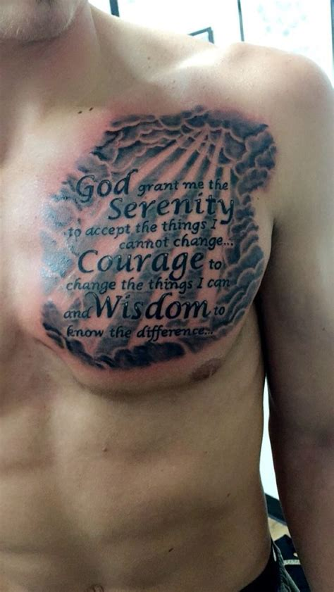 benefits of tattoos serenity prayer version 7 benefits and its history