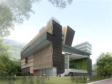 House Plans And Designs gallery of rocco designs new campus for chu hai college of