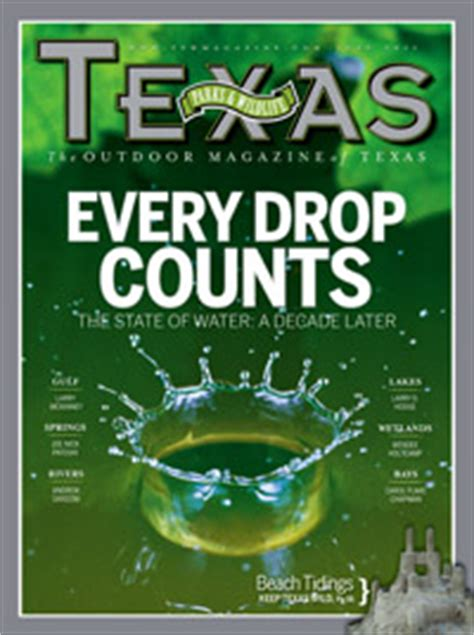 Every Drop Counts Essay by Archive July 2011 Tpw Magazine