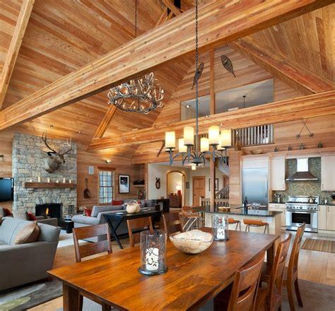rustic open floor house plans rustic open kitchen floor open floor plans living room traditional with great room