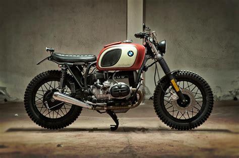 Scrambler Motorrad by A Bmw Scrambler Cometh Asphalt Rubber
