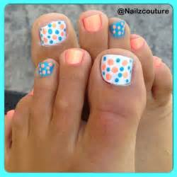 Summer toenails mani asked toe nail designs toe nails pedicure