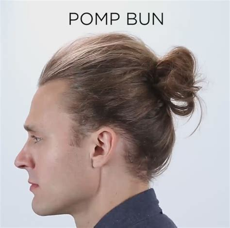 new mens knot hairstyles watch 12 stylish hairstyles for men with long hair