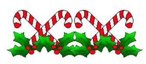 Candy cane clip art and free candy cane clip art of crossed candy