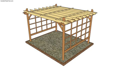 pergola plans free pergola plans free free garden plans how to build