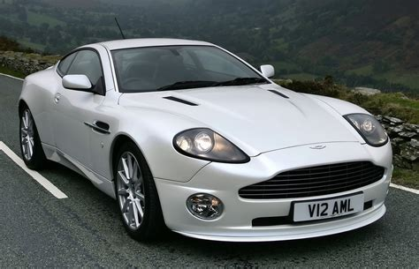 2004 Aston Martin Vanquish by 2004 Aston Martin Vanquish S Related Infomation