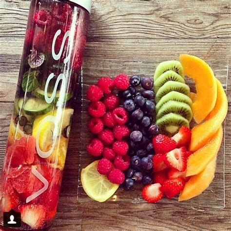 Robb Fruit Detox Womans World by Voss Fruit Water Health Foods Detox Waters