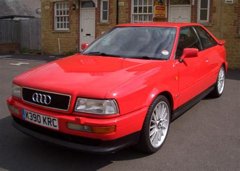 audi history timeline audi coupe guide history and timeline from classiccars co uk