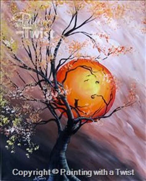 paint with a twist avon indiana harvest moon paintings and twists on