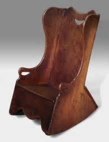 antique child s rocking chair children s chair oak child
