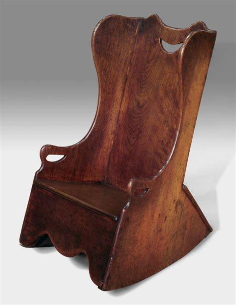 Childs Chair by Antique Child S Rocking Chair Children S Chair Oak Child