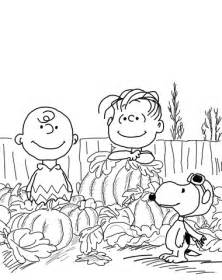 halloween coloring pages peanuts great pumpkin charlie brown coloring page free printable