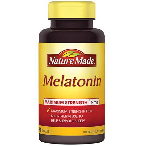 Suplemen Melatonin Melatonin