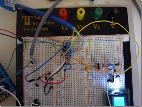breadboard circuit of half wave rectifier the diy brewery let your inner macgyver shine
