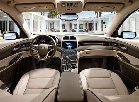 Chevy Malibu 2017 Interior by 2017 Chevrolet Malibu Review And Redesign 2018 2019