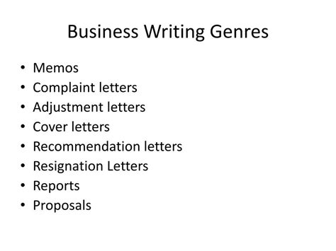 Characteristics Of Business Letter Ppt business letters ppt presentation 28 images business