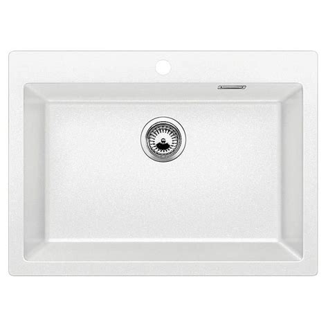 blanco silgranit kitchen sinks blanco pleon 8 silgranit kitchen sink