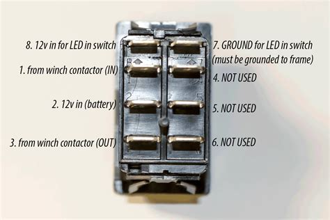 utv inc carling back lit led switches diagrams yamaha