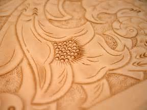 leather craft carving flickr photo sharing