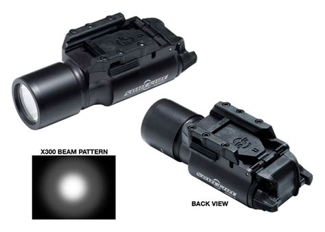 surefire x 300 surefire x300 led flashlight weaponlight