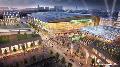 shop bucks milwaukee bucks unveil new arena design populous