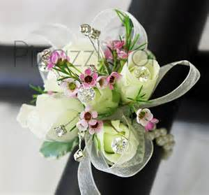 How To Make Wrist Corsage Prom Corsages Pizazz Florals Blog