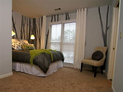 grey and green bedroom photo page hgtv
