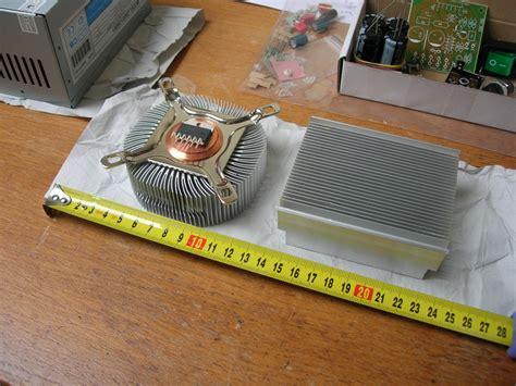 what does a heat sink do cpu cooler as an lm3886 heat sink