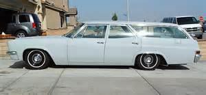 1966 chevrolet impala station wagon photo