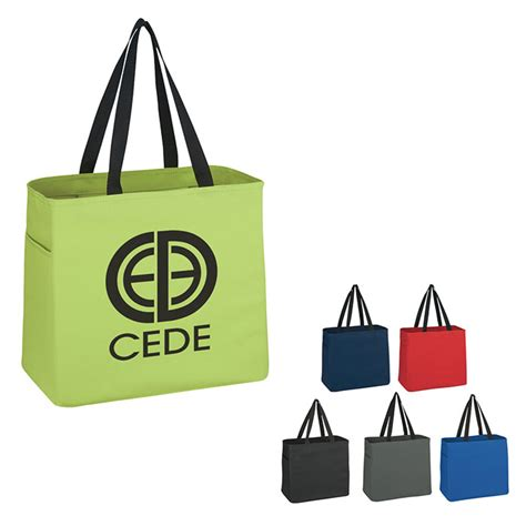 Tote Your To Town In My Bag by Cape Town Tote Bag Progress Promotional Products Logo