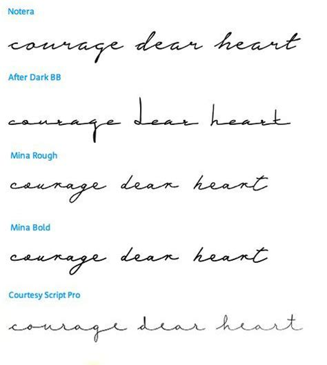 tattoo fonts handwriting image result for best minimalist font tattoos me a