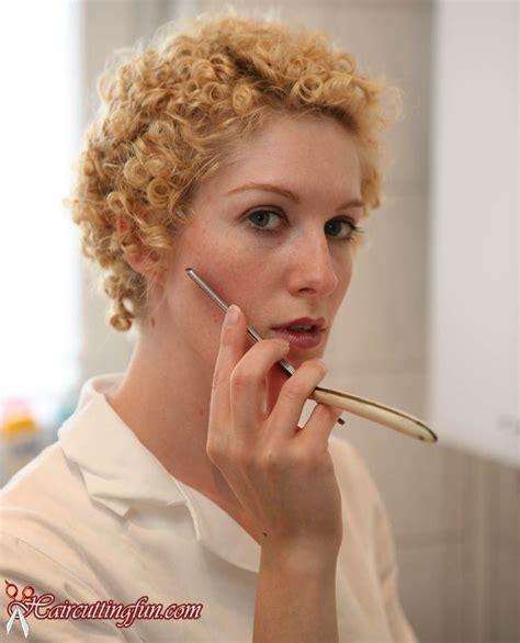 pixie permed hair 964 best short permed teased images on pinterest