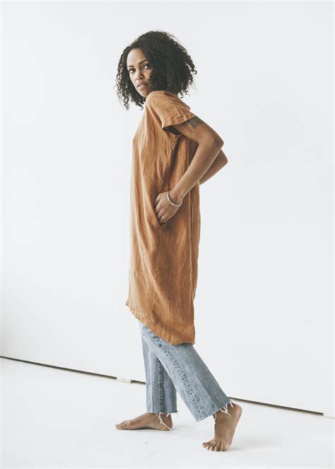 Pleated Dress 16091 Black black crane pleated cocoon dress in rust garmentory