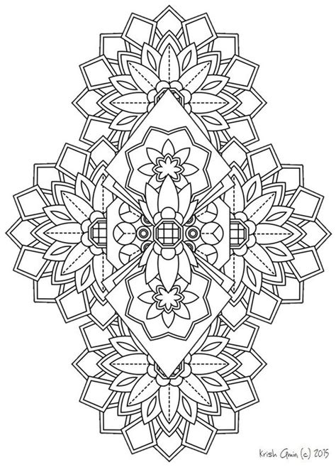 mandalas stained glass coloring book pdf best ideas about artsy coloring coloring faces and