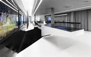 Wall Murals For Teens futuristic office decor scheme interior design ideas