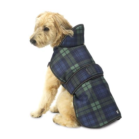 pattern for dog coats for winter kodiak dog coat green plaid with same day shipping
