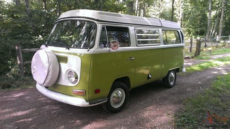 volkswagen westfalia 1970 vw cer 1970 early bay westfalia low light bay window van