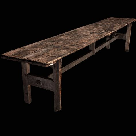 Primitive Dining Tables Primitive Italian Dining Table For Sale At 1stdibs