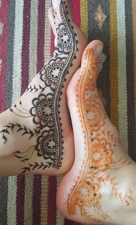 henna  removing paste zenjoy