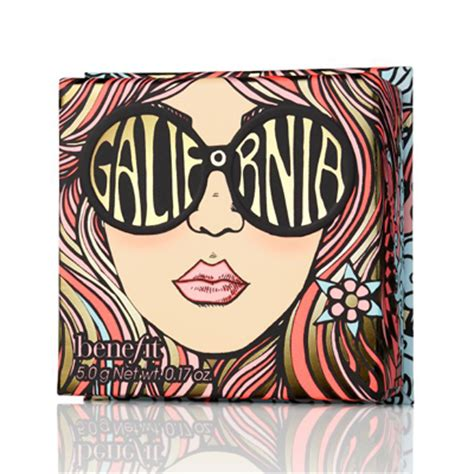 benefit galifornia blusher 5g feelunique