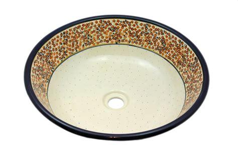 bemalte keramik waschbecken anitke bunzlauer waschbecken designer vintage waschbecken