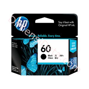 Tinta Cartridge Hp 60 Color Original Berkualitas jual tinta cartridge hp black ink 60 cc640wa harga murah