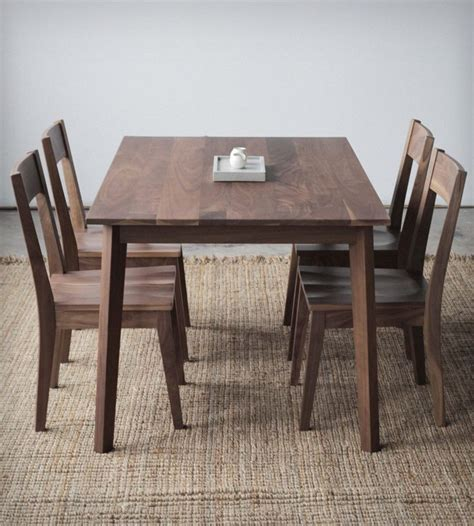Walnut Dining Room Table And Chairs by Solid Wood Dining Room Table And Chairs Woodworking