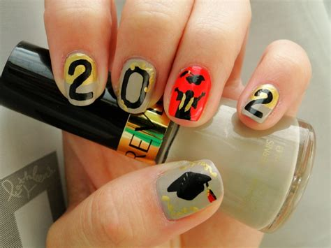color my nails school 31 best graduation day hair tips for the