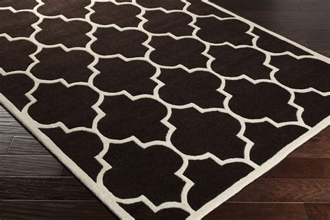 brown and rug artistic weavers transit piper awhe2014 brown white area rug