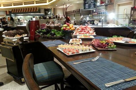 exclusive now bellagio buffet has a chef s table eater