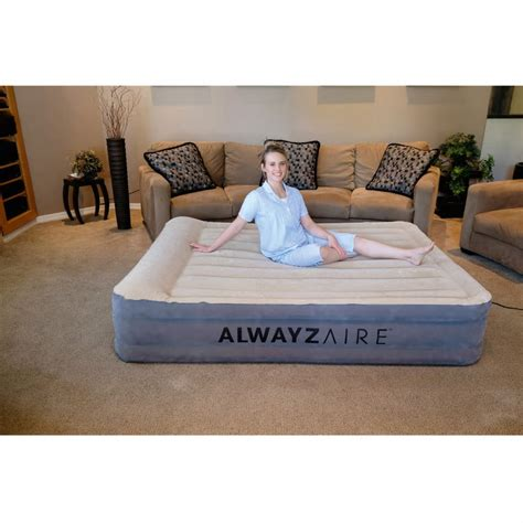luchtbed bestway bestway luchtbed alwayzaire 2 persoons 203x152x43 cm cr 232 me